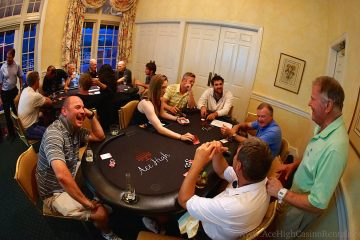 Ace High poker tournament and fundraiser – Thousand Oaks