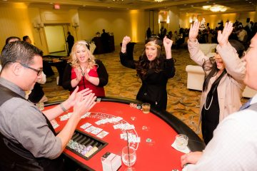 CFP and MXH Holiday Party - Ace High Casino Rentals