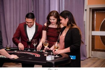 Marriot Hotel NAC Graduation Ceremony - Ace High Casino Rentals40