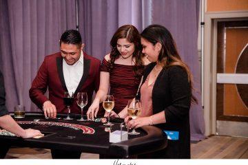 Marriot Hotel NAC Graduation Ceremony - Ace High Casino Rentals40