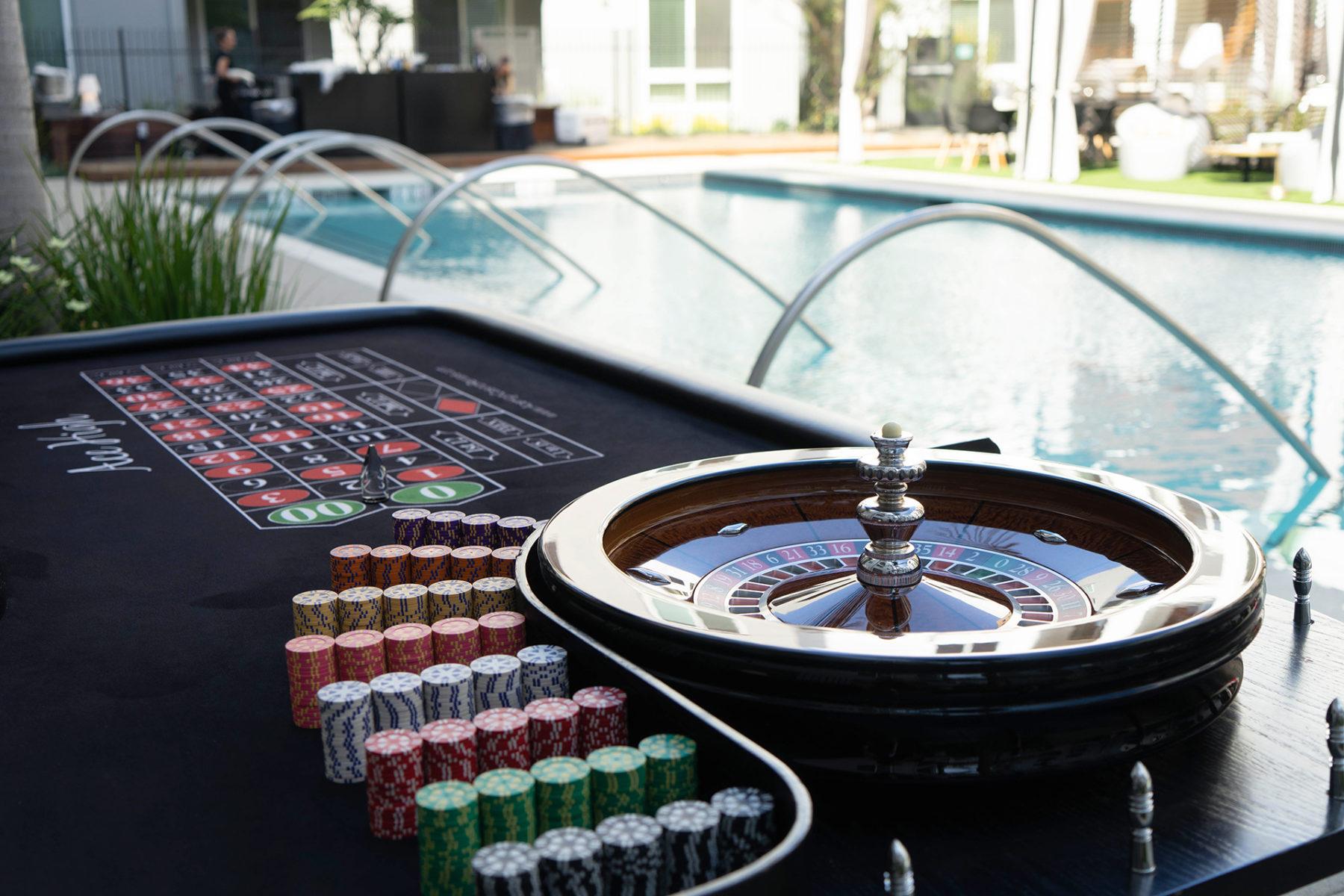 Casino table rentals orange county treasury casino food fantasy